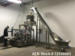 "Used- ActionPac ""Auto-Poucher"" Premade Pouch Packager"