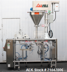 Used- AllFill B-350-E Powder Filler