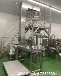 Used- Ohlson Model AP-837-IV-Z Preformed Pouch Machine