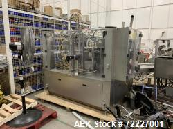 Used- PSG Lee RP126-DZ-WD Liquid Pre-Made Pouch Packager