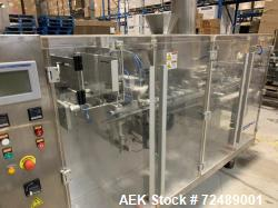 Used-WeighPack Systems Swifty Bagger Model 3600 Preformed Pouch Filler. Capable of speeds up to 45 bags per minute. Has a ba...