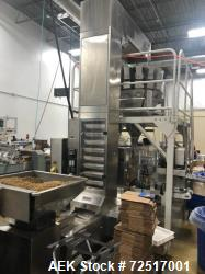 Weighpack Swifty 3600 Premade Pouch Machine w/Combi Scale, Platform and  Elevato