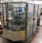 Used- Roberts, Model IMP-1500 Horizontal Pre Form Pouch Machine. Capable of speeds up to 50 pouches per minute (depending on...