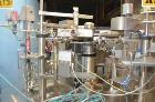 Used- Viking Solpac Rotary Pre Made Pouch Filler and Sealer. Model 8SZ450