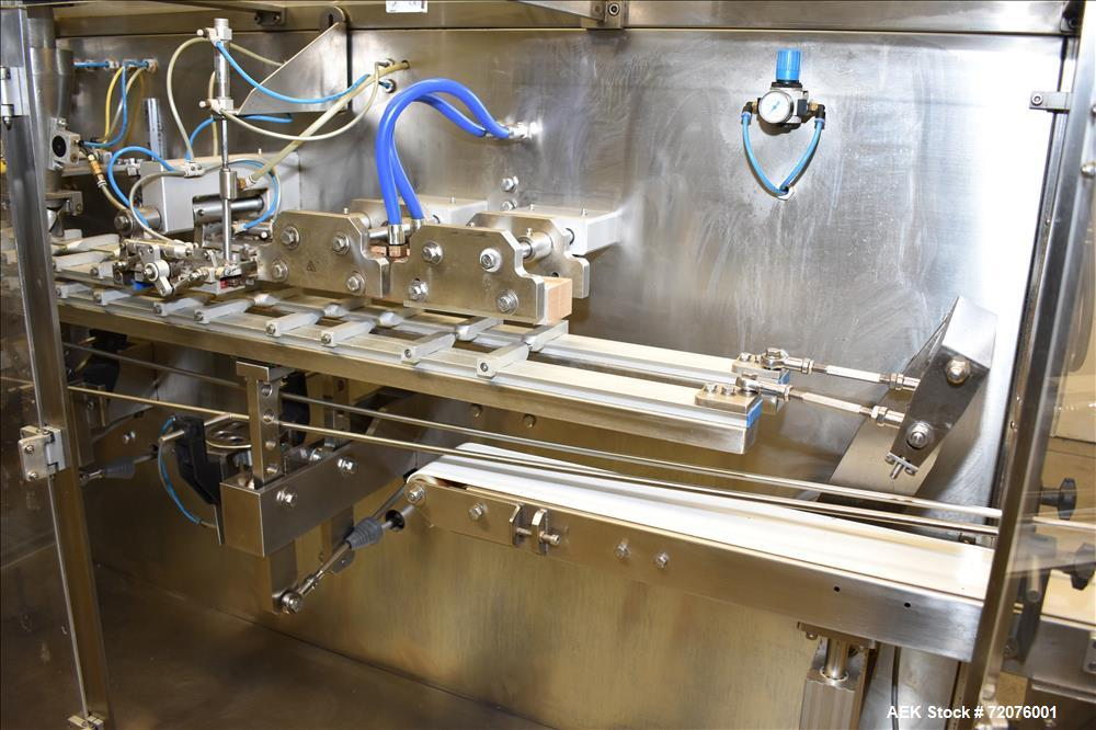 Used- WeighPack Systems Swifty Bagger, Model 3600 Preformed Pouch Filler