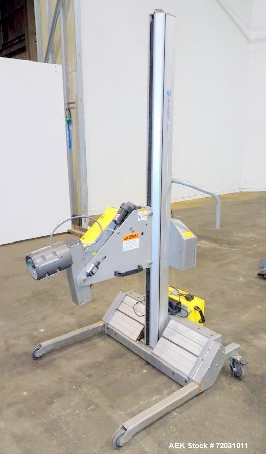Used- Multivac Model R535 Horizontal Form Fill and Seal Thermoformer