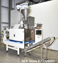Used- Hayssen Vertical Form Fill Seal Bagger with Mateer Auger Filler