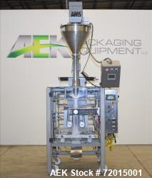 Used- Parsons-Eagle Phaser 1315 Vertical Form, Fill & Seal Machine with Auger Fi