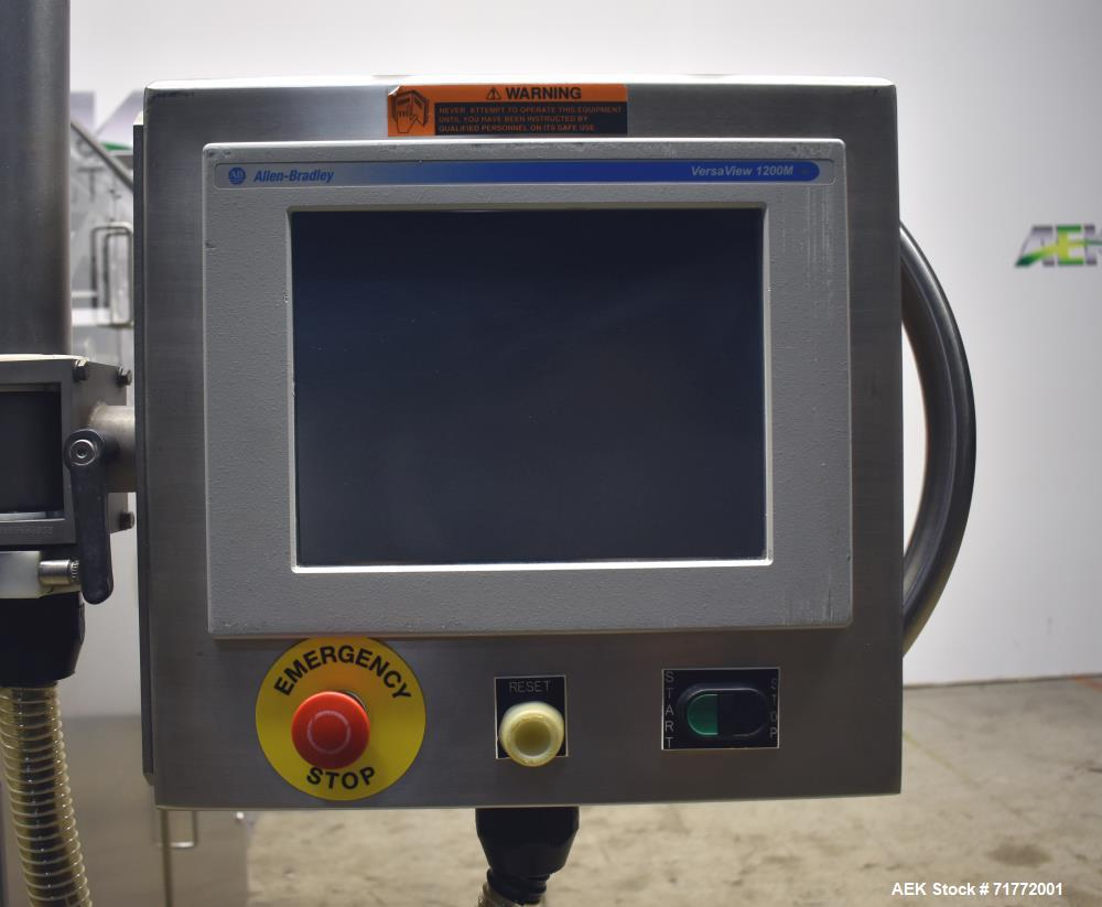 Used- Hayssen Ultimax CM-15 HPR Continuous Motion Vertical Washdown Form Fill