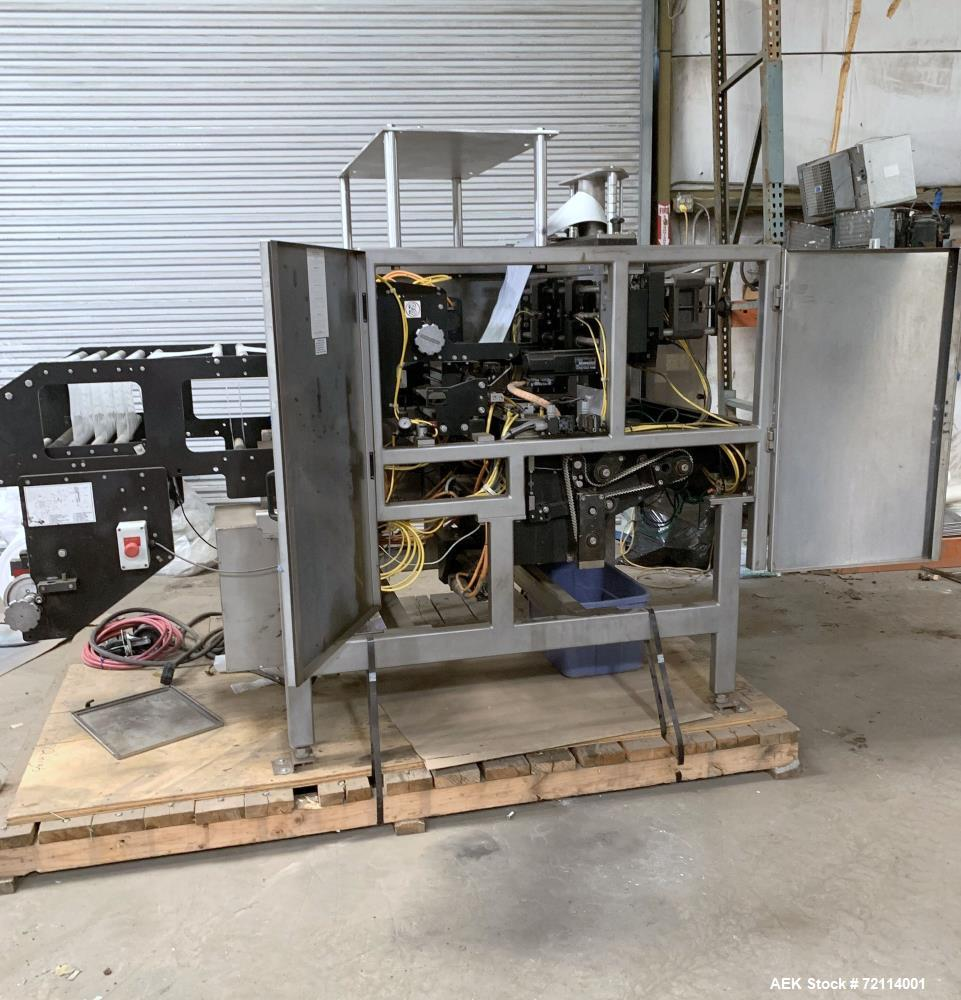 Used- Hayssen Form and Fill Vertical Packager