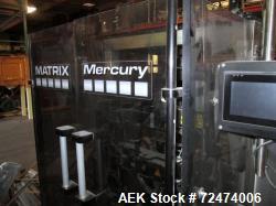 Modelo de embalaje de matriz usada Mercury HS Máquina de llenado y sellado vertical de alta velocidad. Capaz de velocidades ...