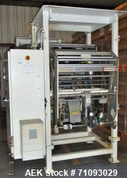 Triangle Vertical Form Fill & Seal Machine, Model B22C/A918H1RN.  1/60/460V  Serial # 119986