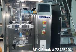 Weighpack Systems Model Vertek Jr. Vertical Form Fill Seal Machine