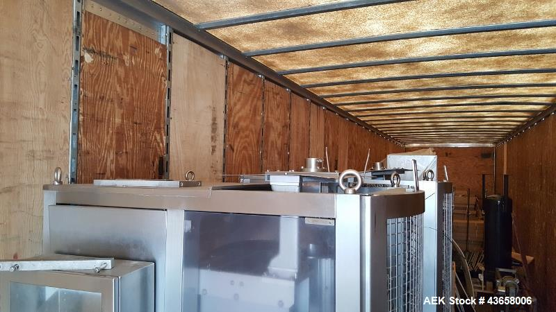 Used- Cryovac Form Fill and Seal System, Model 2045C