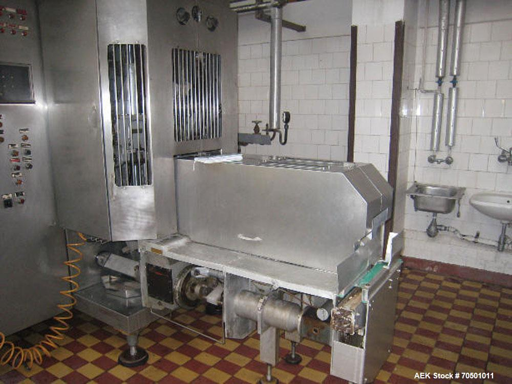 Used-Tetra Pak TBA3-1000 Filling Machine used for