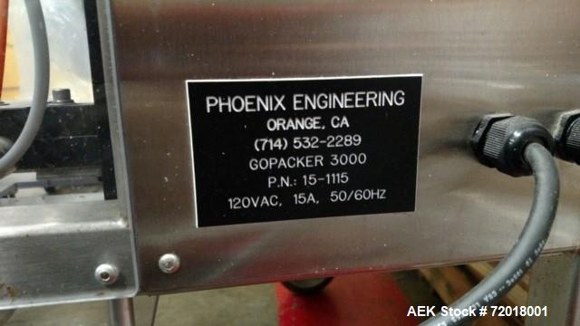 Used- Phoenix Engineering, Go Packer 3000.