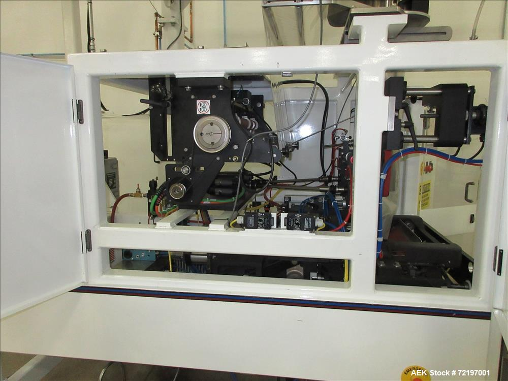 Used- Hayssen Model SV-15-24HP Vertical Form Fill Seal Machine
