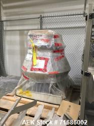 Used-Ishida Scale Model CCW-M-214W-S/20-PB, 14 Heads, With 2.0 Liter Buckets, SN 42494, Year 2001
