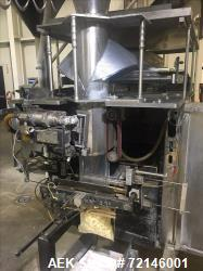 Used-Hayssen Sandiacre Novus 350 Vertical Form Fill Seal with Ishida Scale. Continuous motion bagger capable of speeds up to...
