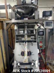 Used-Weighpack Model Vertek 1150 l Vertical Form Fill & Seal Packaging Machine