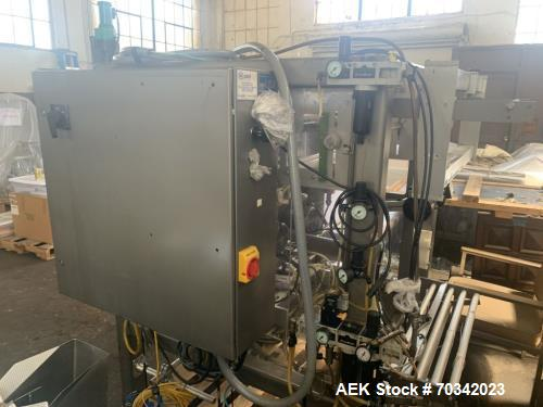 Used-SIG Pack Vertical Form, Fill, and Seal Machine