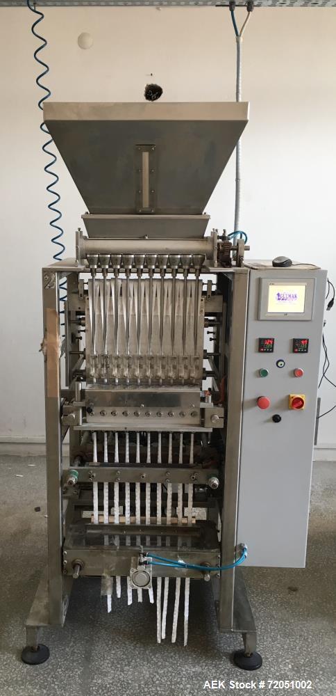Used- Ozartas Stick Pack Powder Packaging Machine