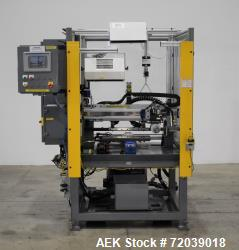 JR Automation Outer Wrap Machine With Nordson ALTABlue 4 TT Glue System. Nordson ALTABlue Series Ad...