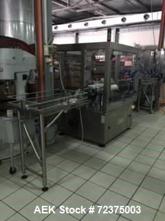 Used- Ave Della Toffla Group Bottle Labeler