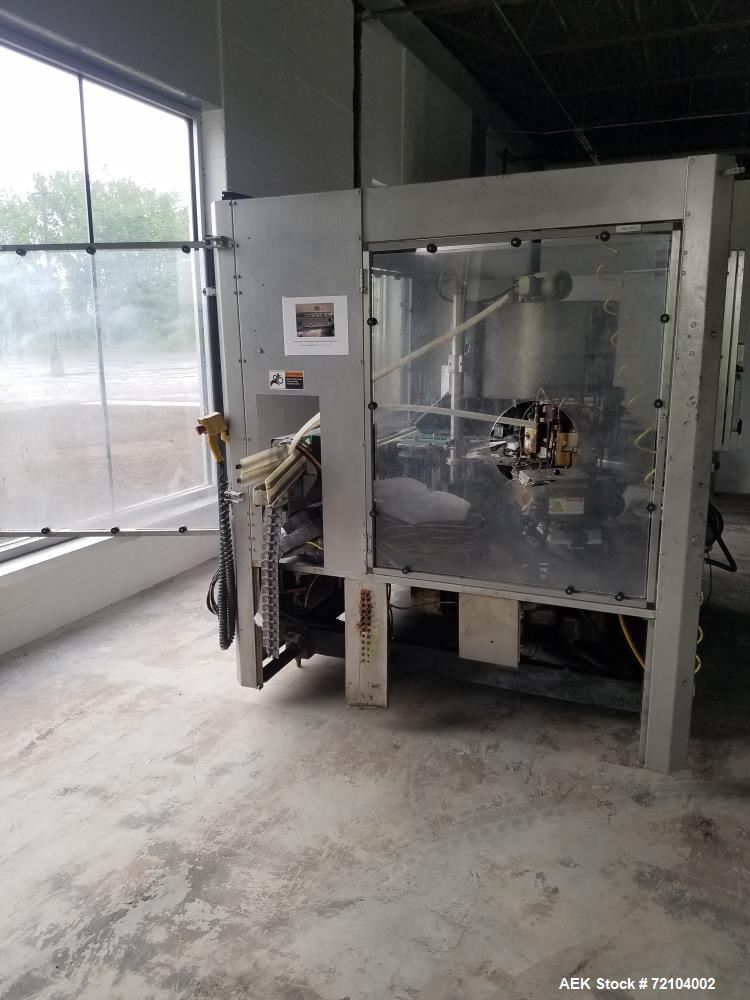 Used Krones Canmatic Labeler