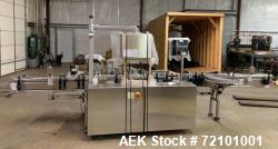 Used- Accraply Pressure Sensitive Wraparound Labeler