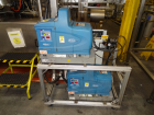 Used- Krones 18 Station Cut and Stack Wraparound Labeler