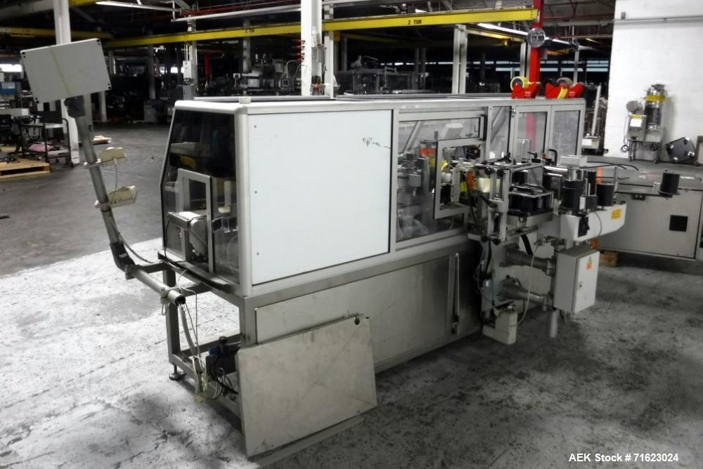 Used- Avery Dension Pressure Labeler. Model 16A