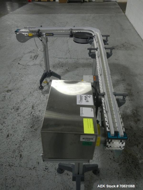Used- Uhlmann carton labeler, model PAGO System P580
