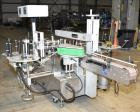 Used-Quadrel Front, Back & Wrap Labeler, Model Versaline.