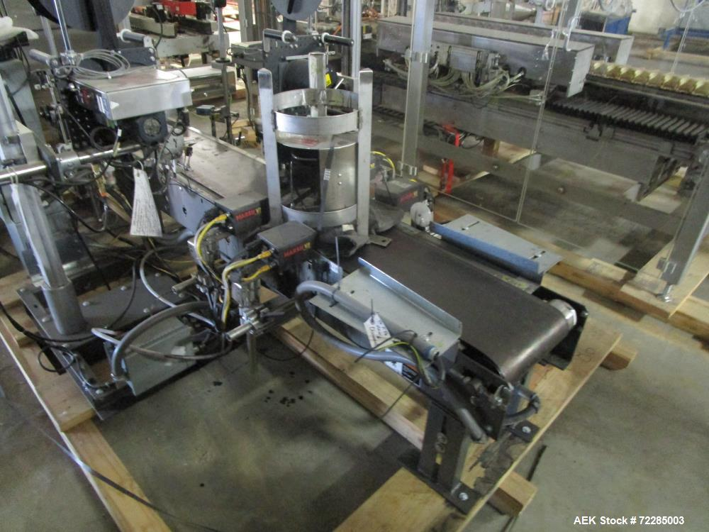 Used- EPI Print and Apply Case Labeler