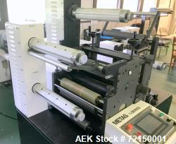Used- Konica Metas 1-Series (330mm) Semi-Rotary Digital Finishing System