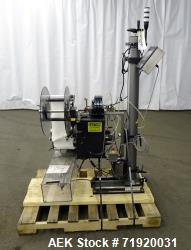 Used- CTM print and apply spot labeler, Model CTM-360-A, Serial # 1502.