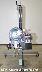 Used- Label-Aire 2111M Air Blow Labeler