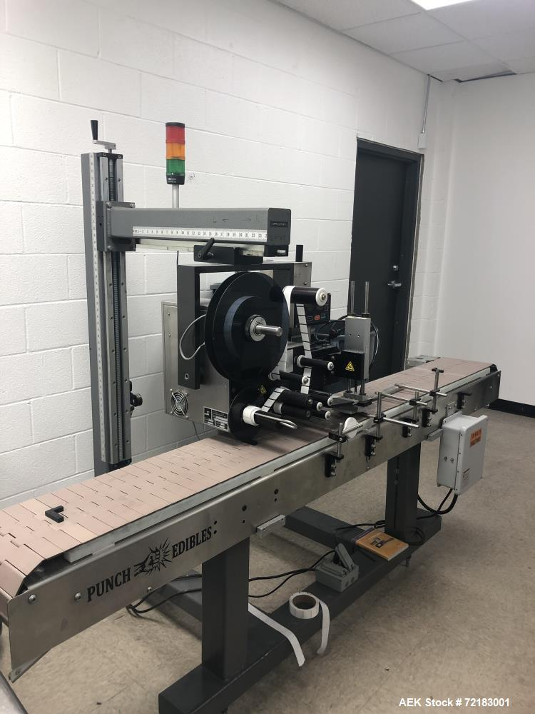 Used- Southern California Labeler, Model ST600
