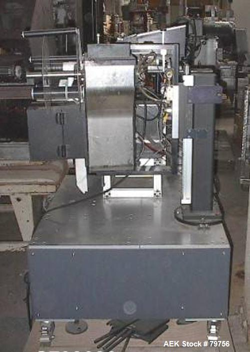 Used- Versapply Pressure Sensitive Label Station