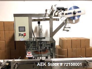 Used- Accutek Shrink Labler Model SL1-100