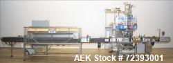 Used- Accraply High Speed Shrink Sleeve Label Applicator
