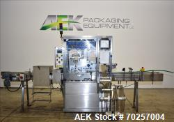 Used- Turpins Packaging Systems LTD. Sleevit (Accraply) Sleeve Master Plus Tampe