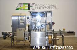 Used- Sleevit Sleeve Master Plus Tamper Evident Bander or Shrink Labeler