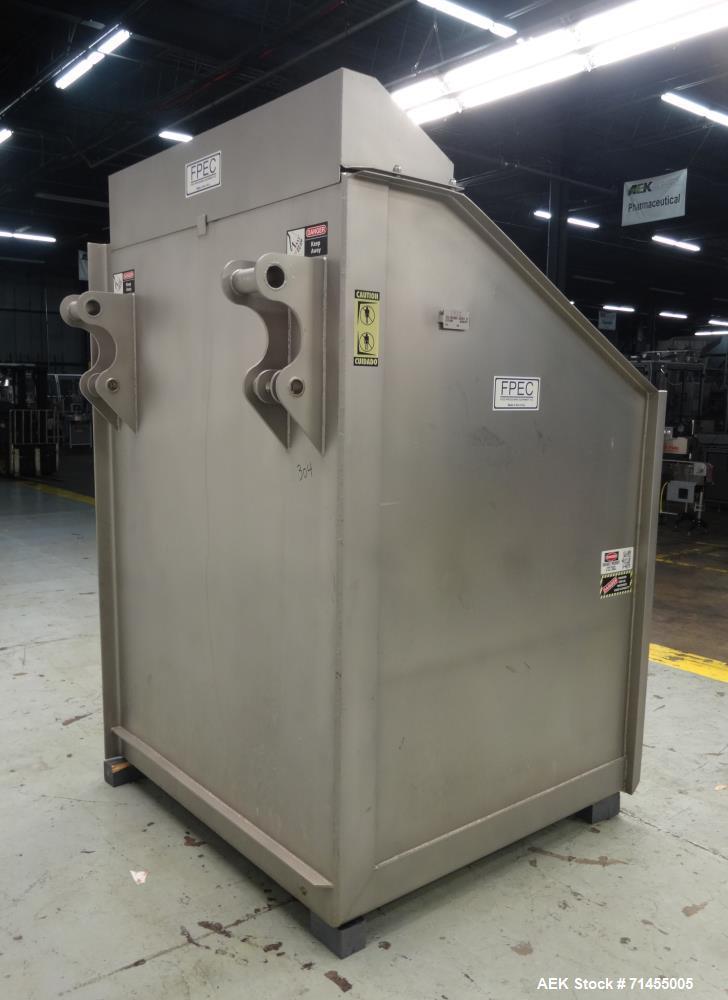 Used Fpec Food Processing Equipment Company Mode