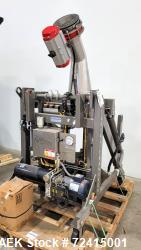 Material Transfer 55 Gallon Drum Discharger