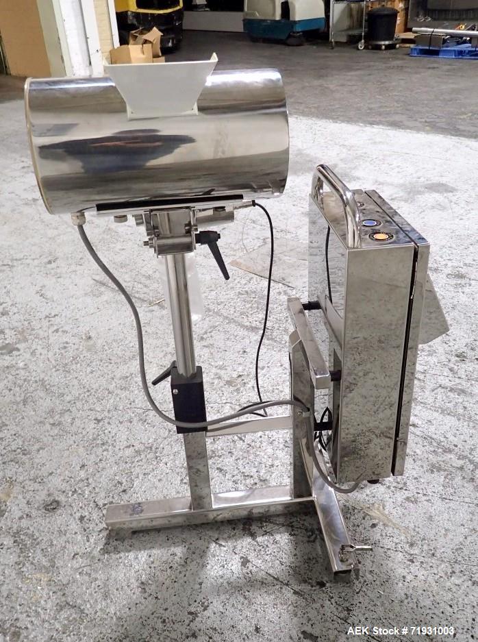Used- Lock Metal Check, Model Met30+.