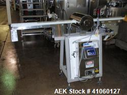 Used- Lock Inspection Systems Metal Detector, type MET 30+ Prharmaceutical IP66.