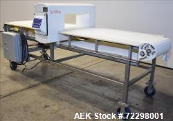 Used- Mettler Toledo Safeline Conveyor Mounted Metal Detector