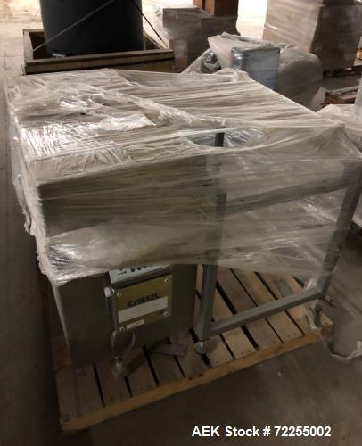 Unused- Cassel Metal Detector, Model Metal Shark 1